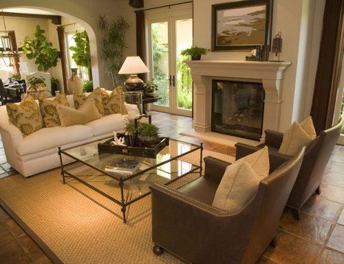 Krb v obývačke: Doprajte si pohodu v podobe plápolajúceho ohňa